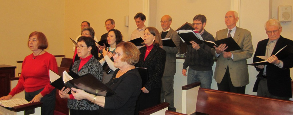 CUMC Sanctuary Choir