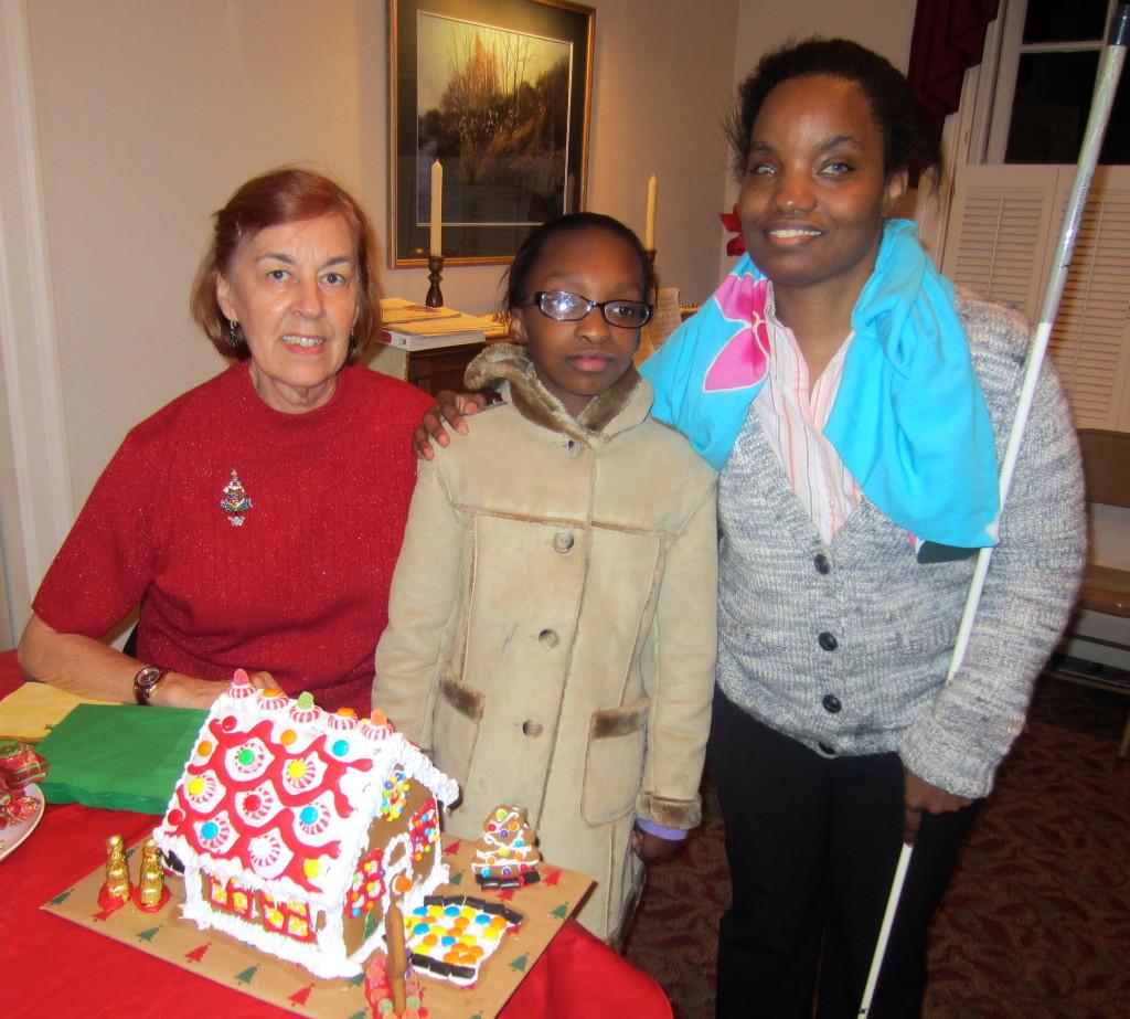Donna, Faith & Ameenah