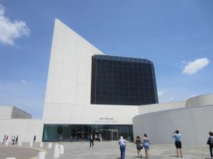 JFK Library, Boston