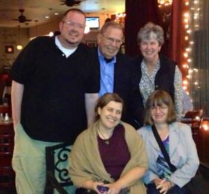 Family at Aleo