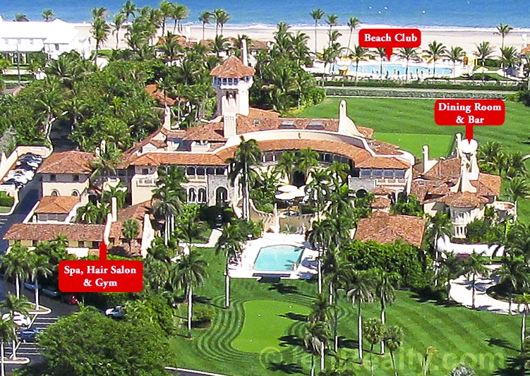 Overview of Mar-a-Lago
