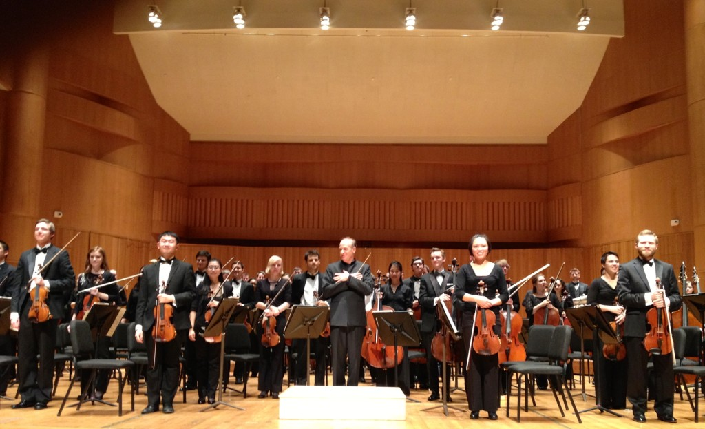 Shepherd School Symphony Orchestra, Rice University
