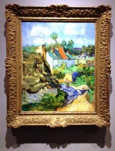 Van Gogh, Houses at Auvers (1890)