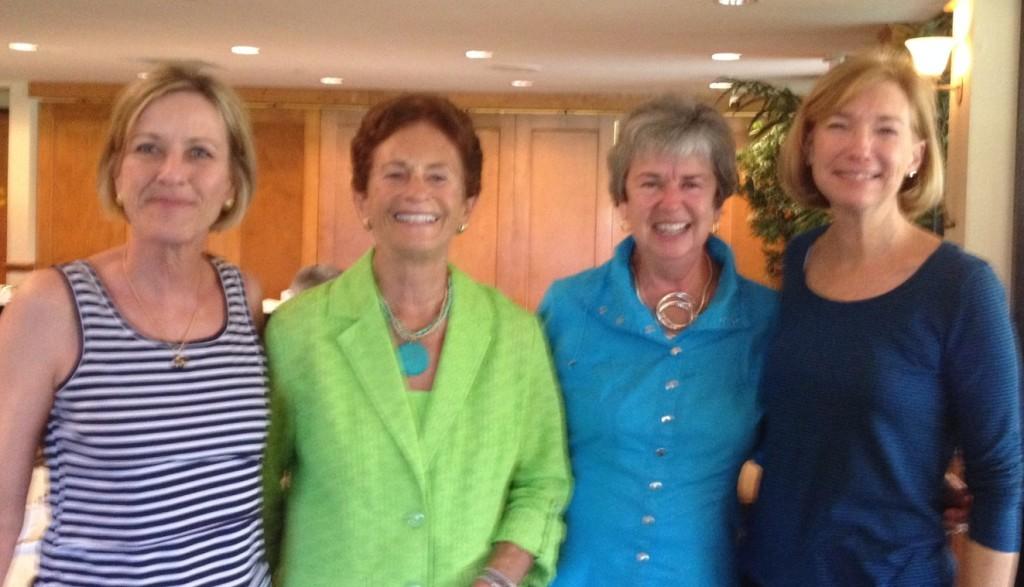 Carol, Barbara, MKS, Karen