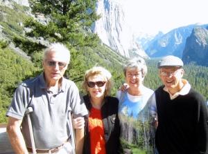 Yosemite Travelers