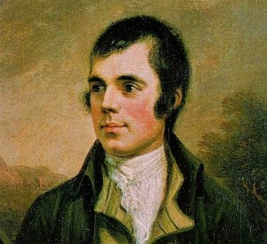 Robert Burns, 1759 - 1796