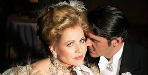 "Renee Fleming in ""The Merry Widow"""