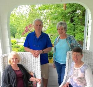 Carol, Jim, Marjo & MKS