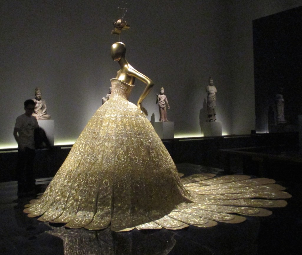 Evening Gown, 2007, by Guo Pei, Chinese, born 1967