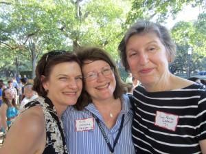 Martha Proctor, Nita Vandiver Jackson, Ann Patton Greene