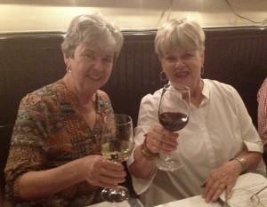 Martha & Patti