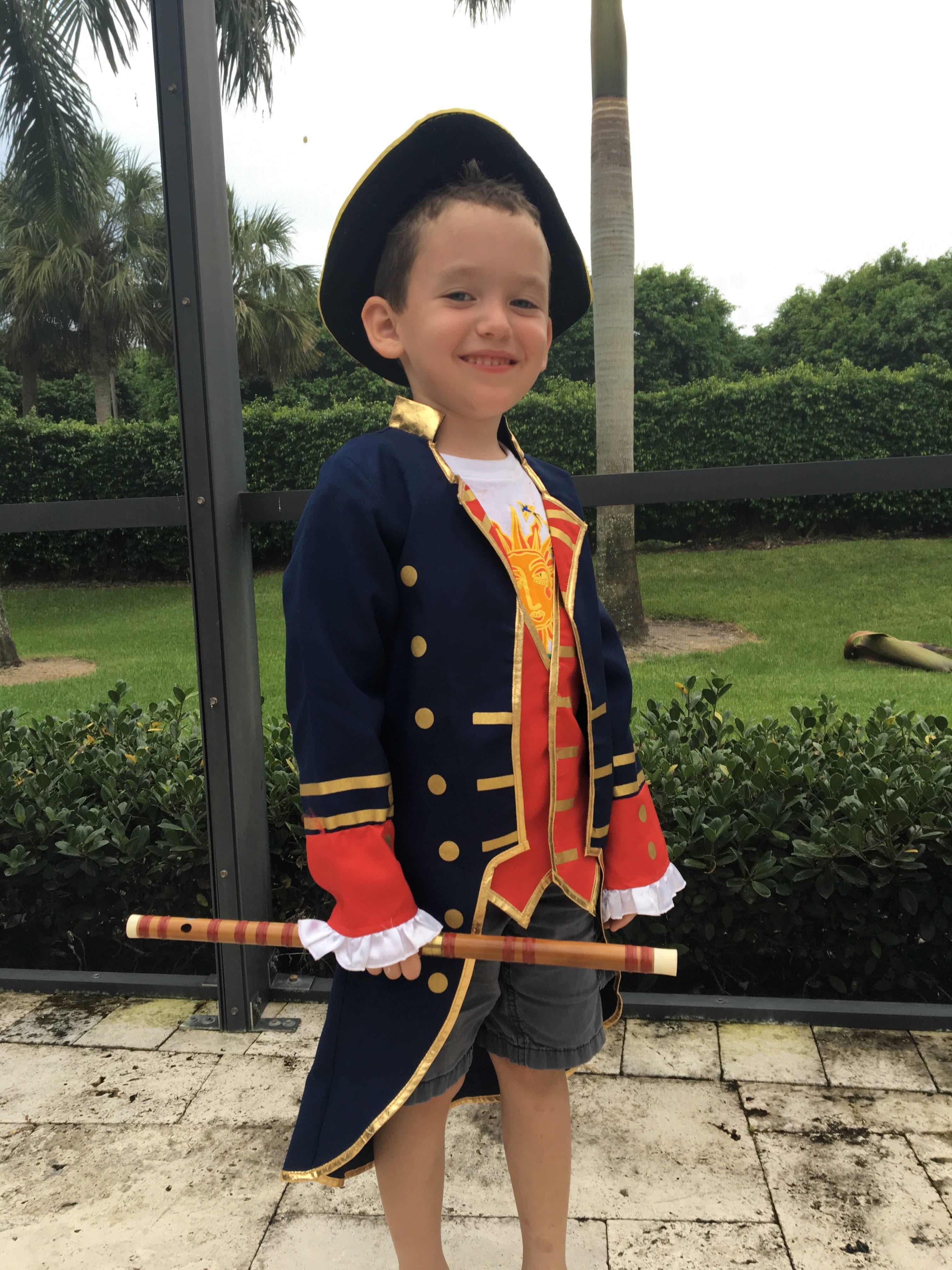 Thomas, the Patriot