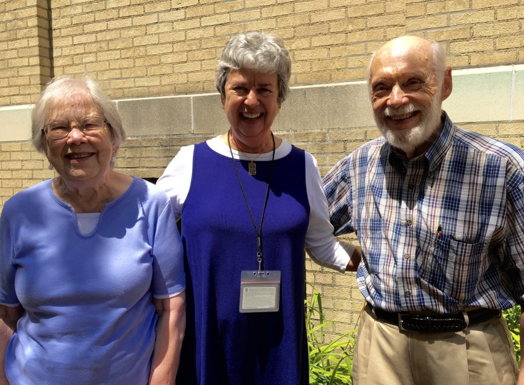 Happy 60th Anniversary, Martha and Miles Julian