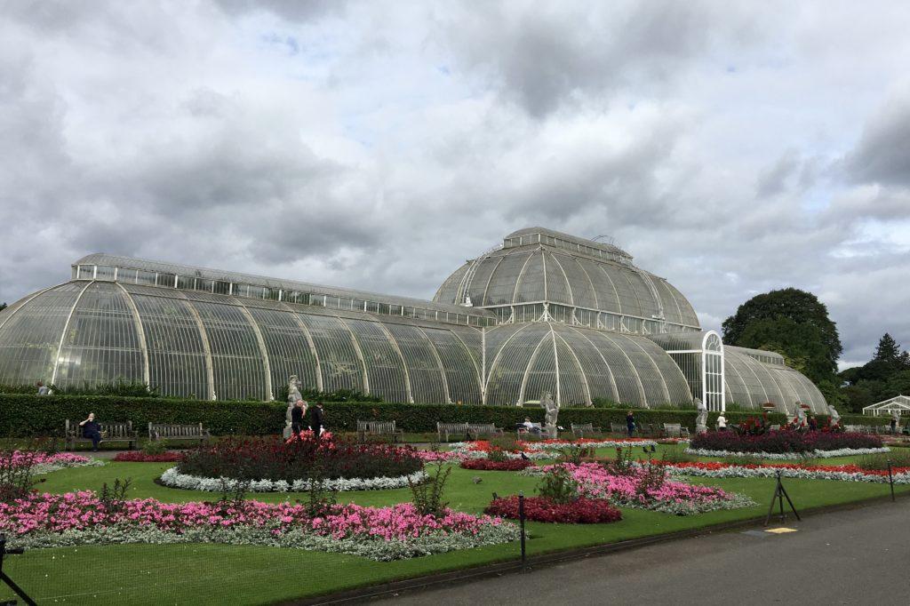 Orangerie at Kew Gardens