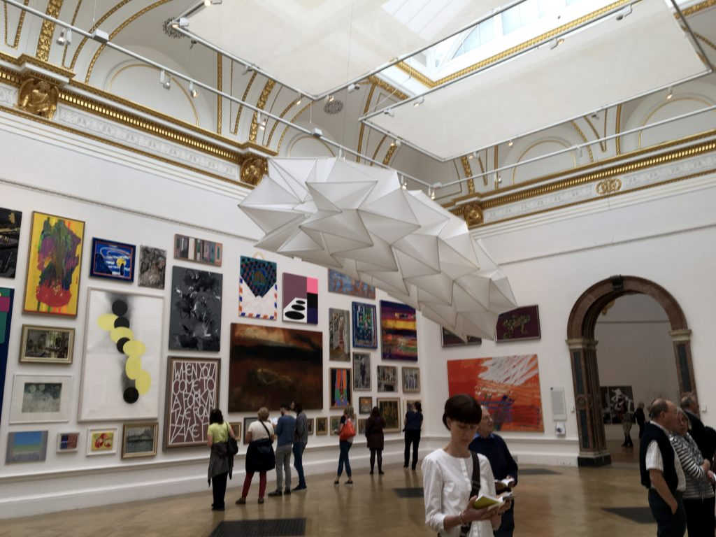 Summer Exhibition 2016 at the RA