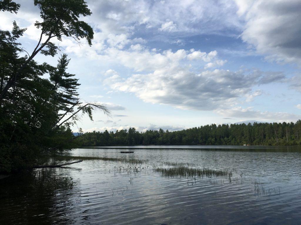 Bethel Inn lake