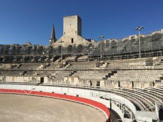 Roman Amphitheater, Arles