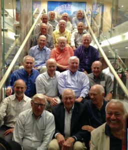 Section D mates, HBS '68